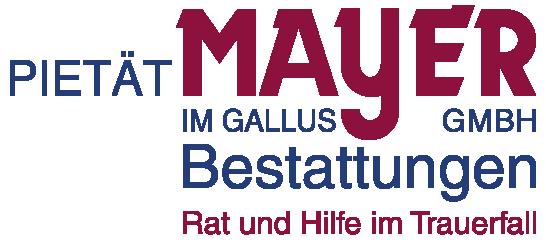 Pietaet Mayer Logo